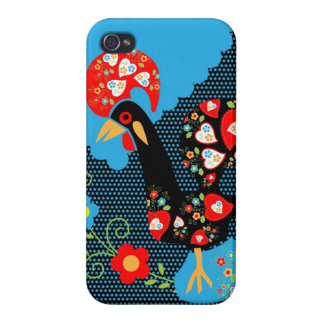The Portuguese Rooster iPhone 4 Covers