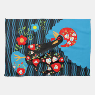The Portuguese Rooster Towels