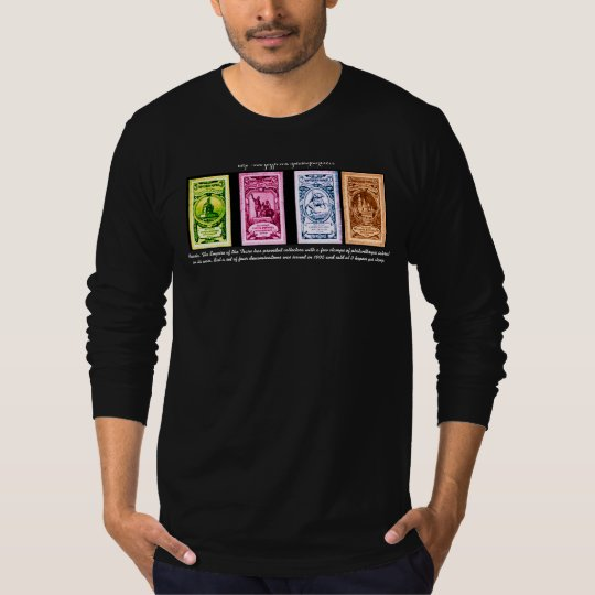 """""""The Postage Stamp in War"""" T-Shirt"""