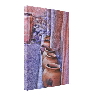 The Pot Wall Wrapped Canvas Canvas Prints