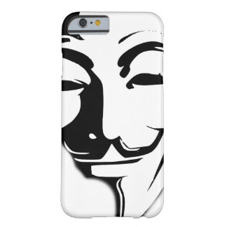 The Power of V Barely There iPhone 6 Case