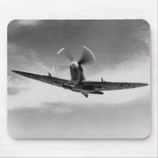 'The Power & The Glory' - Supermarine Spitfire WW2 Mouse Mat