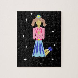 The Praying Princess Puzzles