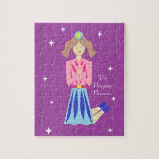 The Praying Princess Puzzle