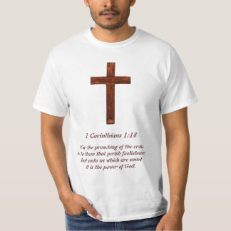 The Preaching Of The Cross T-Shirt