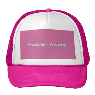 The Precious Pink Heaven Awaits Cap