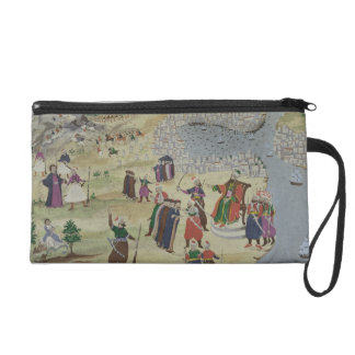 The predicted Fall of Constantinople, from the Pic Wristlet Clutches