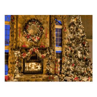 The Presence of Christmas Joy Post Cards