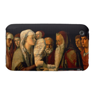 The Presentation of Jesus in the Temple iPhone 3 Case-Mate Cases