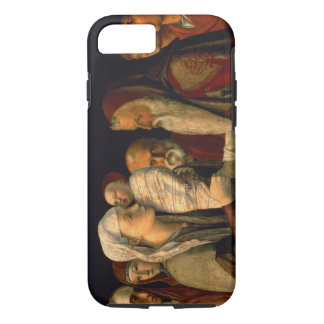 The Presentation of Jesus in the Temple iPhone 8/7 Case