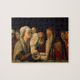 The Presentation of Jesus in the Temple Jigsaw Puzzle