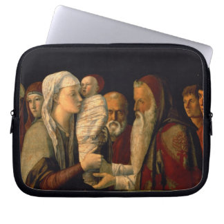 The Presentation of Jesus in the Temple Laptop Sleeve