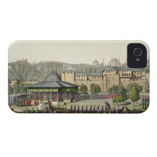 The Presentation of the Admiral to the Sultan, pla iPhone 4 Covers
