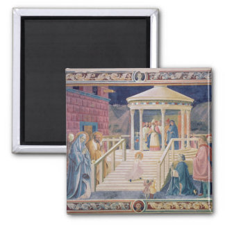 The Presentation of the Blessed Virgin Mary Magnet