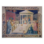 The Presentation of the Blessed Virgin Mary Poster