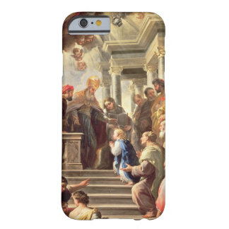 The Presentation of the Virgin at the Temple (oil Barely There iPhone 6 Case