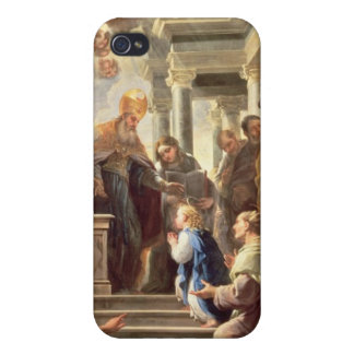 The Presentation of the Virgin at the Temple (oil Cover For iPhone 4