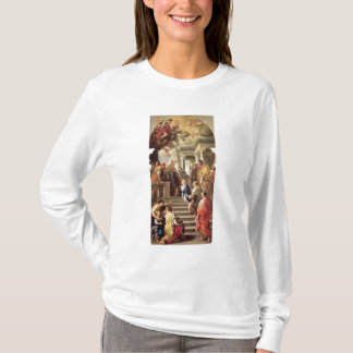 The Presentation of the Virgin at the Temple (oil T-Shirt