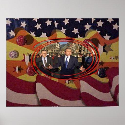 the president poster