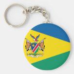 the President the Republic Namibia, Namibia Keychain