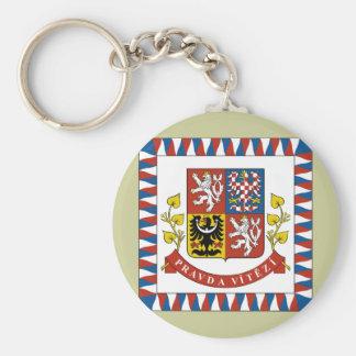 the president theech Republic, Czech Key Ring