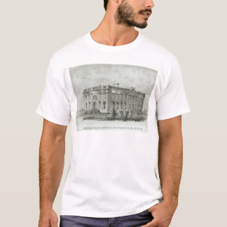 The President's House After its Destruction T-Shirt