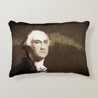 The Presidents - Washington Decorative Cushion