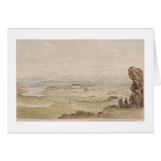 The Presidio and Pueblo of Monterey (1104) Card