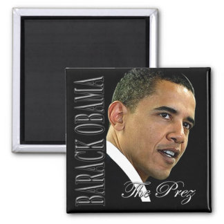 The Prez - Inauguration Magnet