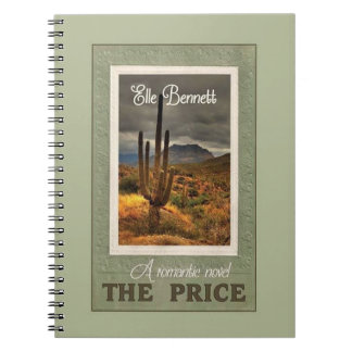 The Price: A Romantic Novel Notebook