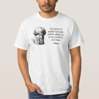The Price of Apathy T-Shirt