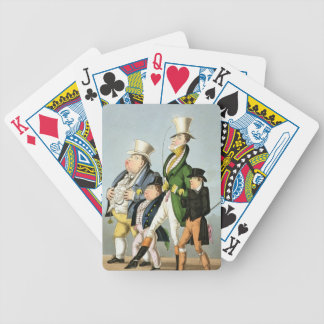 The Prices - Full Price, Half Price, High Price an Bicycle Playing Cards