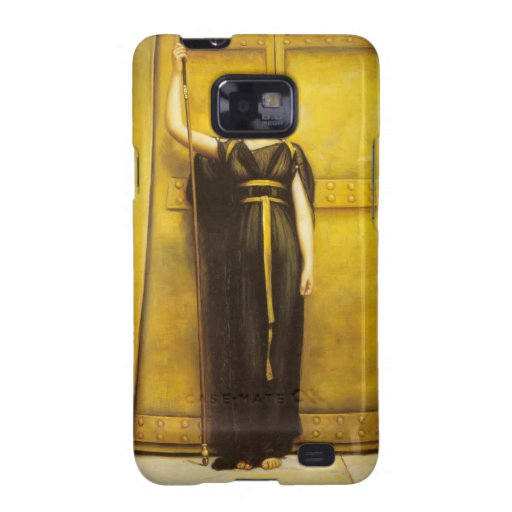 The Priestess Fine Art Samsung Galaxy S Cases