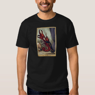 The Prime Lobster Tee Shirts
