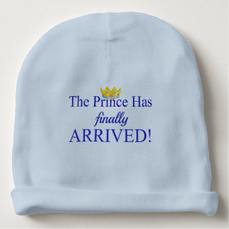 The Prince Baby Beanie