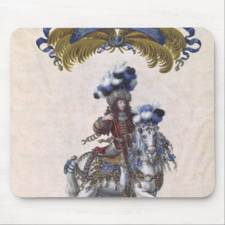 The Prince of Conde Mouse Mat