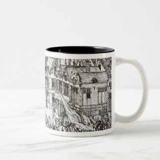 The Prince of Orange Two-Tone Mug