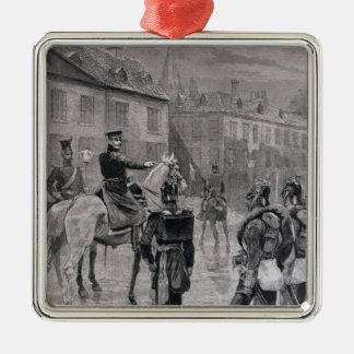 The Prince of Prussia Christmas Ornament