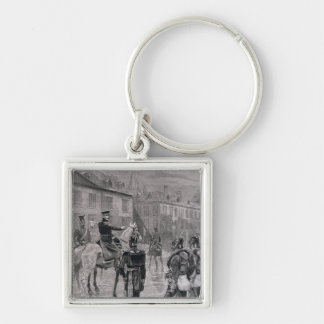 The Prince of Prussia Key Ring