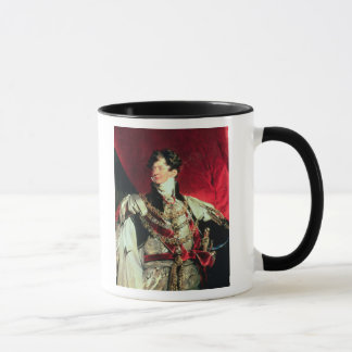The Prince Regent, later George IV 2 Mug