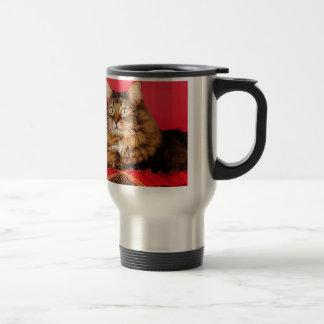 The Prince Stainless Steel Travel Mug