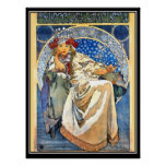 The Princess Alphonse Mucha Poster Posters