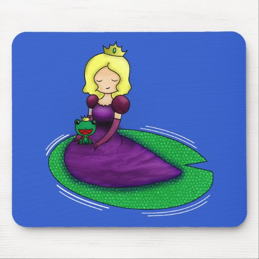 The Princess And The Frog Dating? Mouse Pads