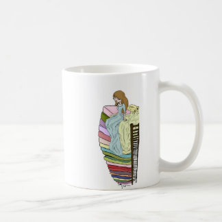 The Princess and the Pea Coffee Mug