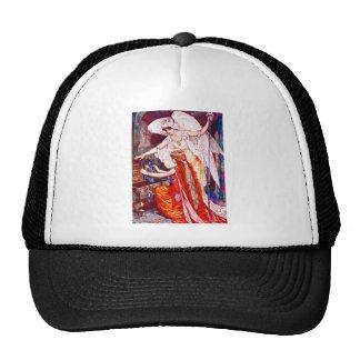 The Princess and the Templar Angel Cap