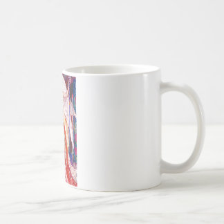 The Princess and the Templar Angel Coffee Mug