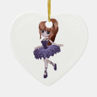 The Princess Ballerina Christmas Ornament
