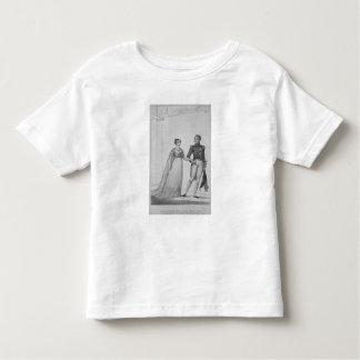 The Princess Charlotte of Wales and Prince Shirts