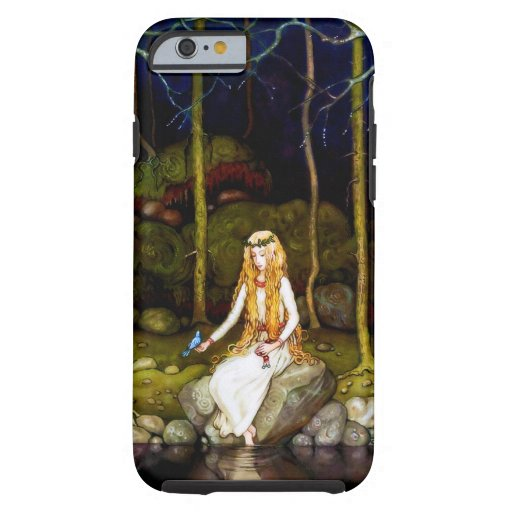 The Princess in the Forest iPhone 6 Case