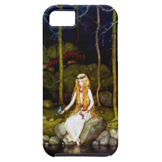 The Princess in the Forest iPhone 5 Covers